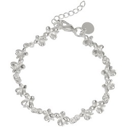 Butterfly Bracelet in 925 Sterling Silver